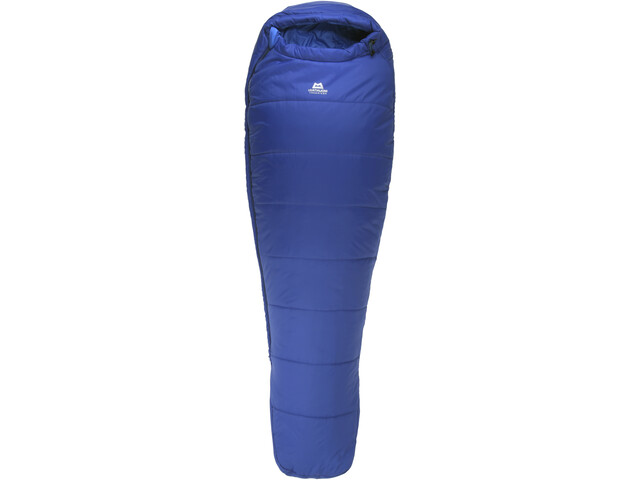 Mountain Equipment Starlight II Sacco a pelo Lungo, blu